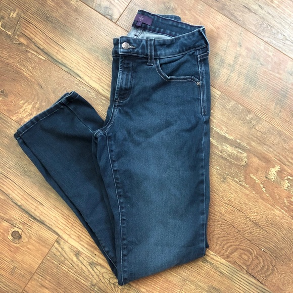 NYDJ Denim - NYDJ stretchy denim skinny jeans
